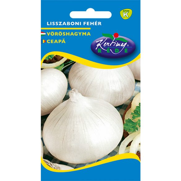 Liszaboni Fehér Hagyma